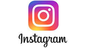 The bright multi-colored Instagram Icon.