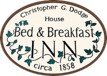 Christopher Dodge House Logo